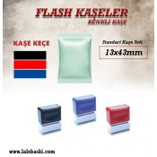 13x43 mm  Flash Kaşe (1)