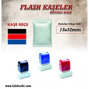 15 X32 mm  Flash Kaşe (1)