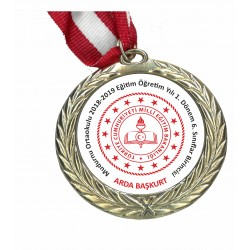 Sınıf 1.'si Madalyonu